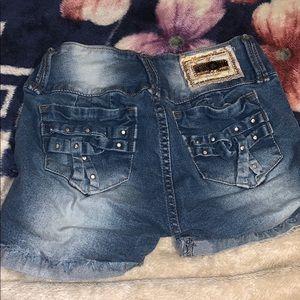 Pants - Colombian short